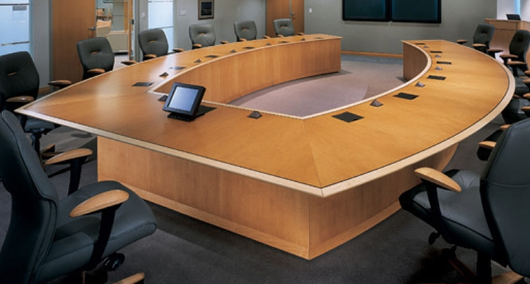U shape Conference table CT-105