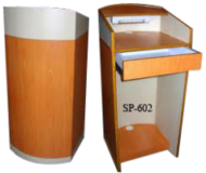 Wooden Podium SP-602