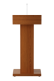 Simple Wooden Podium SP-641