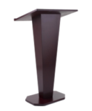 V Shape Wooden Podium SP-645