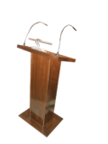 Simple wooden lectern SP-651