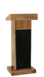 Wooden Podium with Inbuilt PA System SP-652