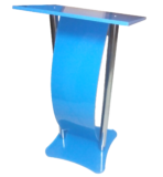 Acrylic and Stainless Steel Podium SP-115