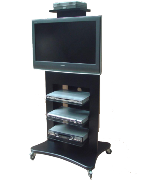 Wooden VC TV Trolley for 32″-55″ vct-5