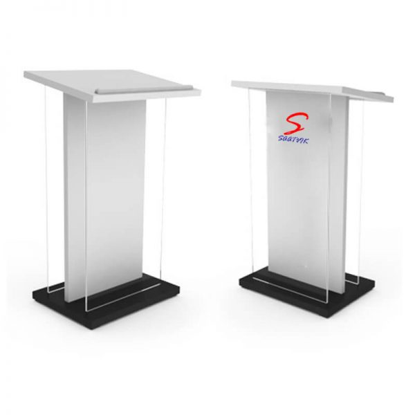 Wooden Acrylic Podium SP-545