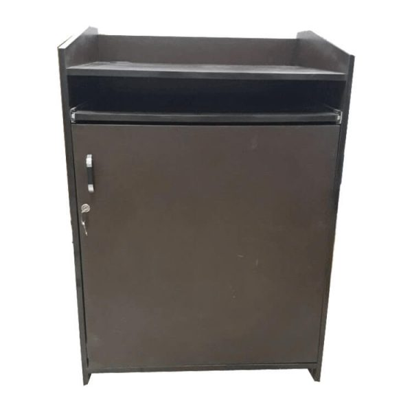 Saatvik Lockable Wooden Podium SP-521