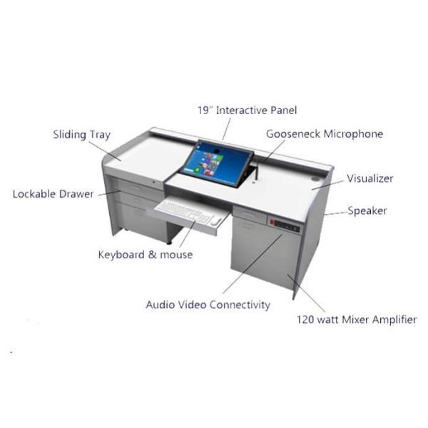 Saatvik Smart Interactive Table SIL-518