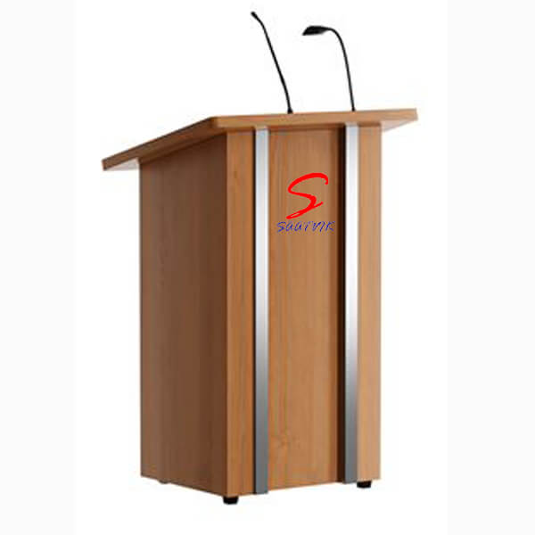 Stylish Wooden Podium SP-538