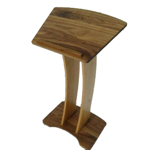 Wooden Podium Stand SP-548