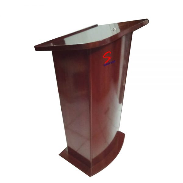 Wooden Podium Stand SP-531